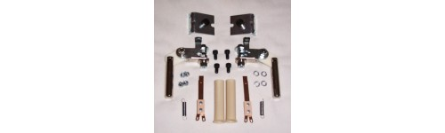 Flipper Rebuild Kits & Parts