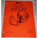 Tales from the Crypt manual