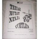 Teenage Mutant Ninja Turtles manual