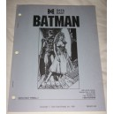 Batman manual